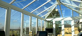 Roof cleaning and conservatory cleaning in Portsmouth and Fareham